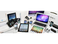Apple Macbook Air and Pro WANTED - CASH PAID - SELL YOUR APPLE ITEM HERE - WE BUY APPLE LAPTOPS