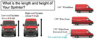 Mercedes  Dodge Sprinter NCV3 , Extended  WANTED