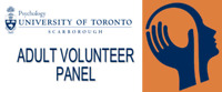 ADULT VOLUNTEER PANEL: Be an Invited, Paid Research Participant!