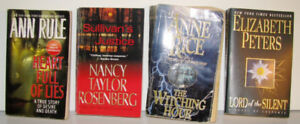 Four Novels (4 books)
