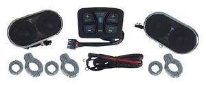 Metrix Audio Handlebar Audio Kit with built in Bluetooth London Ontario image 1