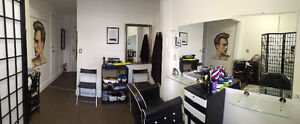 Fully Equipped Hair Salon available now!