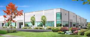 2,103 sq.ft. Industrial Unit Airport Corporate Center Mississaug