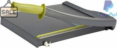 Swingline Paper Trimmer Guillotine Paper Cutter 12 Cut Length 10 Sheet Capa