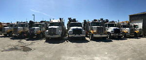 Lot of Fleet Maintained Hydro Excavators