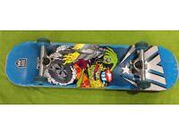 Skate board made by Shaun White