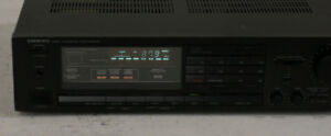 Onkyo TX-82 Synthesized stereo receiver in good condition