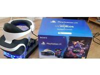 Ps vr swap for console/phone/headphones/laptop