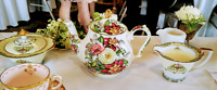 Tea Party - Catering and Rentals - Birthdays - Showers - Wedding