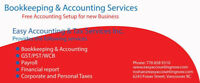 Bookkeeping and Accounting Per hour or Fixed rate Monthly