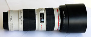 Canon EF 70-200 f/4L USM (Non IS)