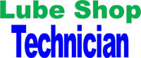 Lube Shop Technician – Local, Full Time Work!