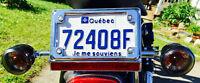Licence Plate holder harley davidson