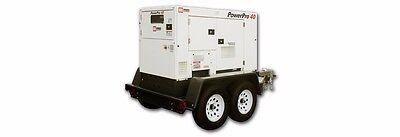 Mmd 40 Kw Mobile Generator