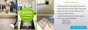 BOND CLEAN $200 Ellenbrook Swan Area Preview