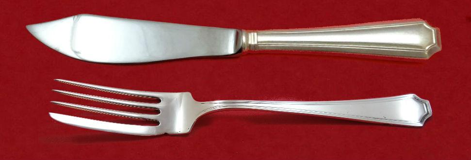 Fairfax by Gorham Sterling Silver Pasta Server Custom Made