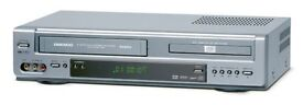 DVD/ VCR Combi DAEWOO SD9800P, with 6 Head, Nicam and Videoplus
