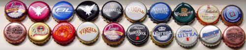 Set of 20 Beer caps/crowns (set #2)