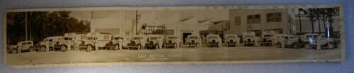 RARE PHOTO AFTER PROHIBITION BEER GULF BREWING COMPANY 1934 HOWARD HUGHES JR