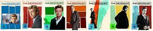The Mentalist Season/Staffel 1+2+3+4+5+6+7 * DVD Set * NEU OVP