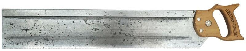 Craftsman Kromedge 26 x 4 Mitre / Back Saw- Works on Stanley No. 246 Mitre Boxes