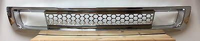 2007-13 GMC SIERRA 1500 DENALI PICKUP BOTTOM LOWER BUMPER MESH GRILLE CHROME SET