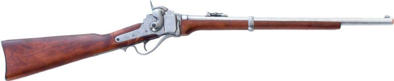 Denix Sharps 1859 Carbine Gray Finish