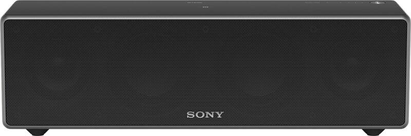 Sony ZR7 Hi-Res Wireless Speaker Black SRS-ZR7