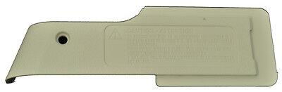 Oreck Upright Vacuum Cleaner Belt Cover Door for model XL3800 - Oreck Belt Door