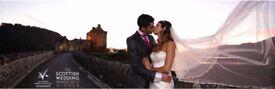 Glasgow Wedding Videographer - Award winning - Butterfly Wedding Films