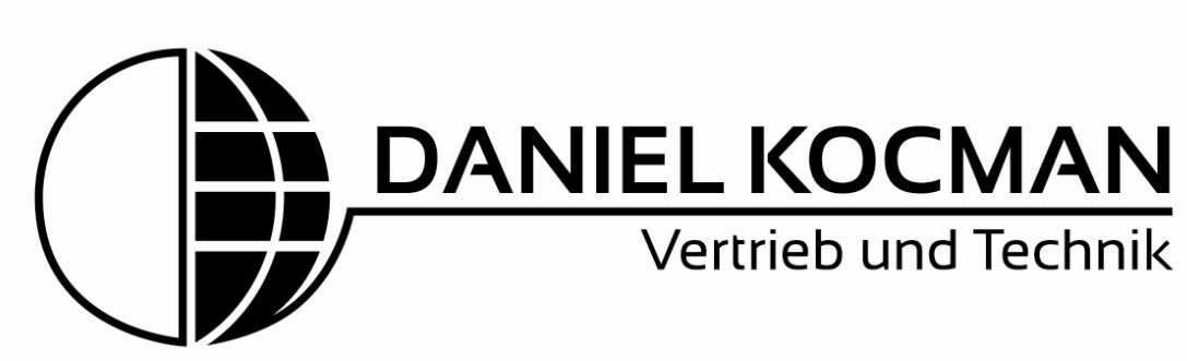 DANIEL KOCMAN Vertrieb und Technik