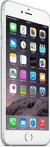 iPhone 6S Plus 64 GB Silver Unlocked -- 30-day warranty and lifetime blacklist guarantee