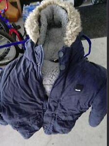 Bench Winter jacket 7/8 years old