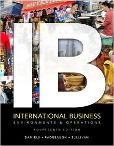 International Business E-Book and Testbanks