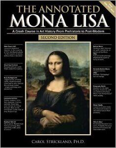 The Annotated Mona Lisa - Carol Strickland - Textbook