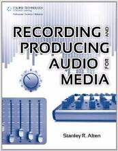 RECORDING AND PRODUCING AUDIO FOR MEDIA Runcorn Brisbane South West Preview