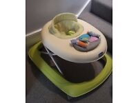 Chicco Baby Walker - great condition from smoke and pet free home