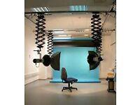 Hi-Glide Photography Studio System - Bowens
