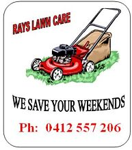 RAYS LAWN CARE Kirwan Townsville Surrounds Preview