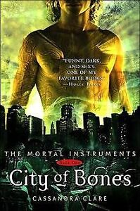 The Mortal Instruments: City of Bones Book