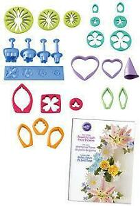 how to make sugarcraft flowers instructions