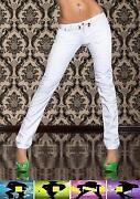 Satin Jeans