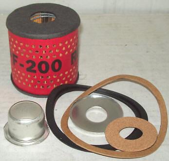 Purolator Fuel Filter Kit Pf-200 / Pf-2002 / 6693713 / 50977-1 Lot Of 6 Pcs Each