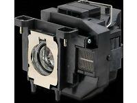 Genuine Epson Projector Lamp ELPLP67
