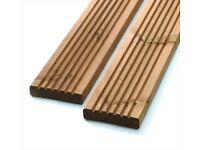 Brown - Standard Redwood Decking