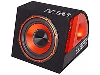"Vibe Edge 10"" Active Subwoofer"