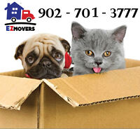 902-701-3777 E.Z Movers - Moving Made Easy!