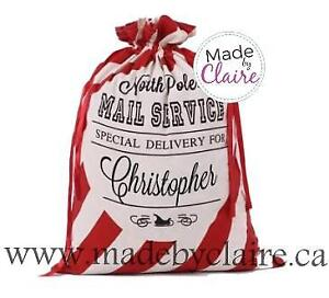 Make this Christmas a little more special with a Santa Sack!