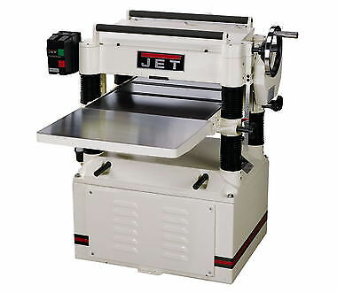 New Jet 708544 Jwp-208hh 20 In. Planer 5 Hp 1ph Helical Head