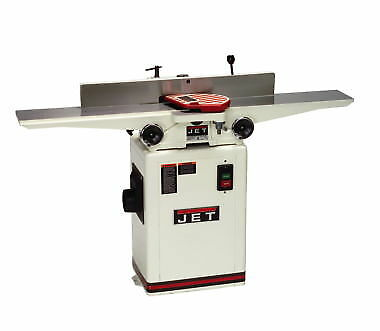 New Jet 708466dxk 6 In. Long Bed Jointer With Helical Head Kit